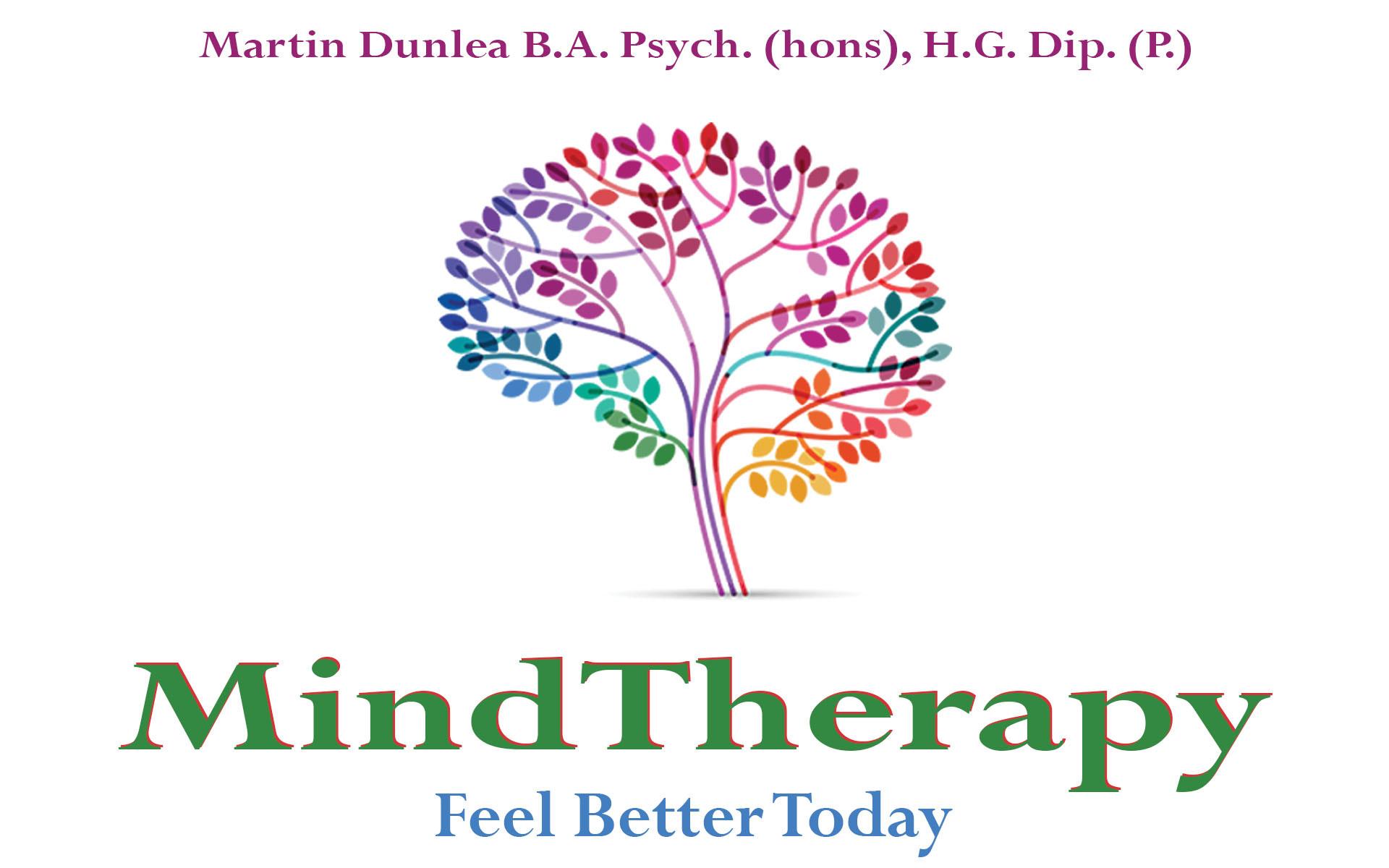 Martin Dunlea Human Givens Therapist